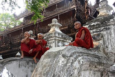 Mandalay Burma