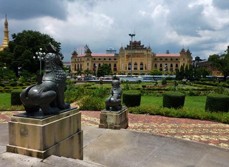Mahabandoola park