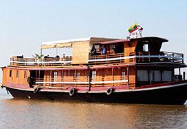Myanmar Cruise 2 day