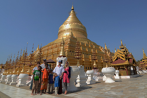 Myanmar Family Tour