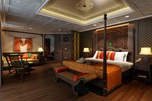 Anawrahta Cruise Junior Suite