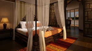 Anawrahta Cruise suite
