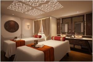 Anawrahta Spa Massage room