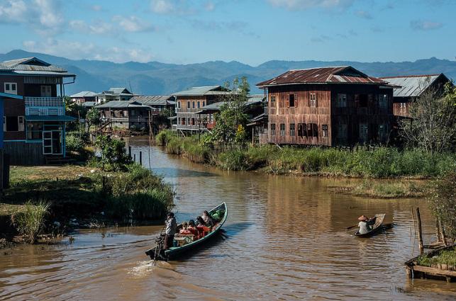 Ywarma Village