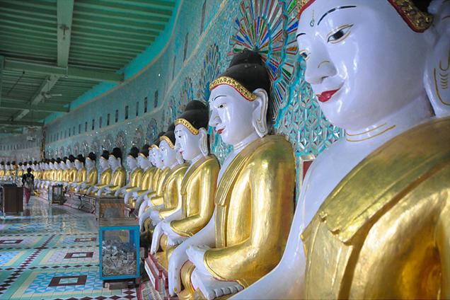 Caves Pagoda