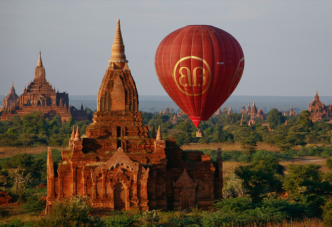 Bagan Travel