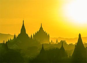 Exotic Myanmar