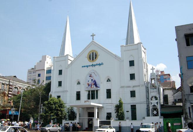 Immanuel Baptist Church - Yangon Myanmar