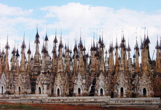 Kakku Pagoda Myanmar