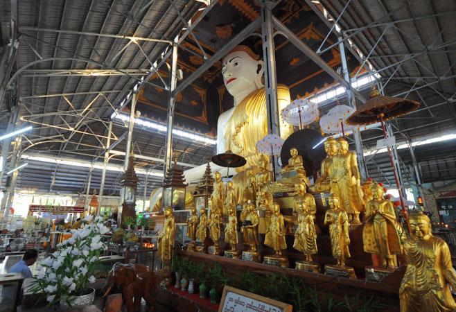 Koe Htat Gyi Pagoda 1