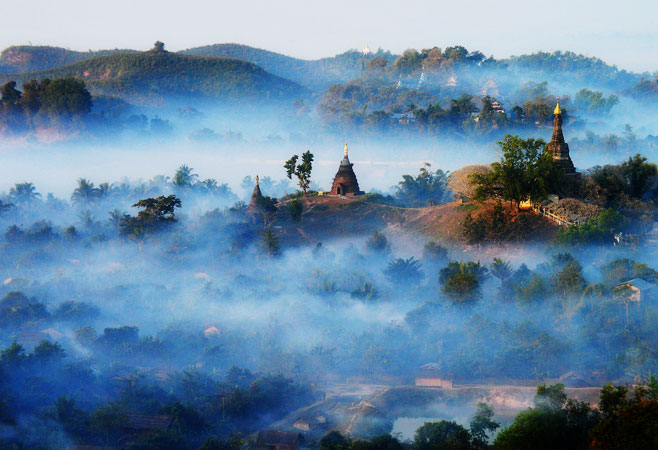 Mrauk U Travel