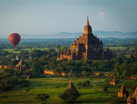 Myanmar Grand Tour