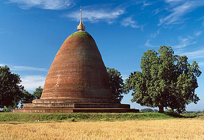 Payagyi Paya - Bago Myanmar