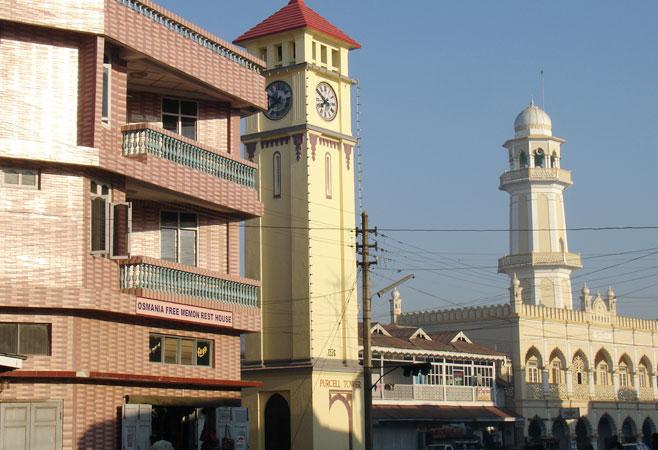 Purcell Tower - Pyin Oo Lwin Myanmar