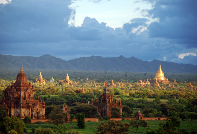 Pwasaw - Bagan Myanmar