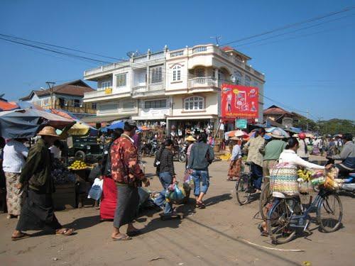 Pyin Oo Lwin Market - Pyin Oo Lwin Myanmar