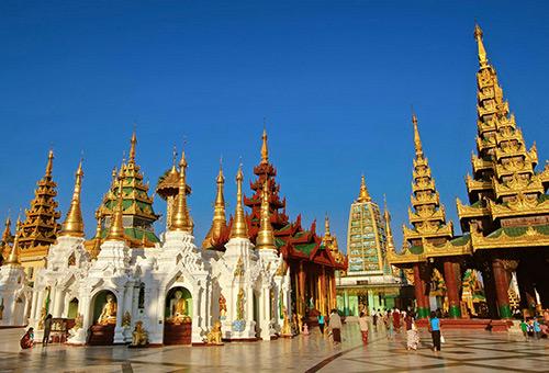 Rakhine Hall Yangon
