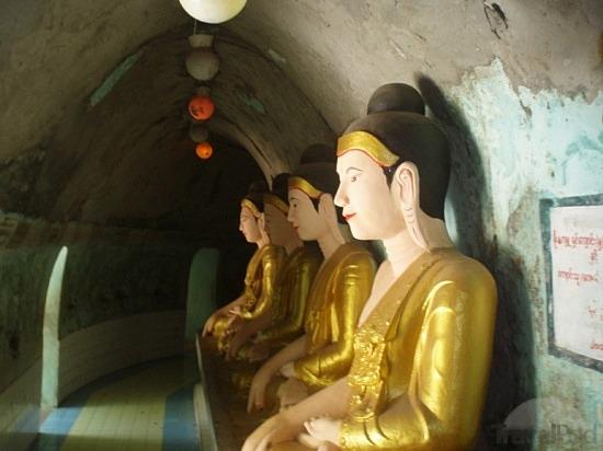 Shwegugale Paya - Bago Myanmar