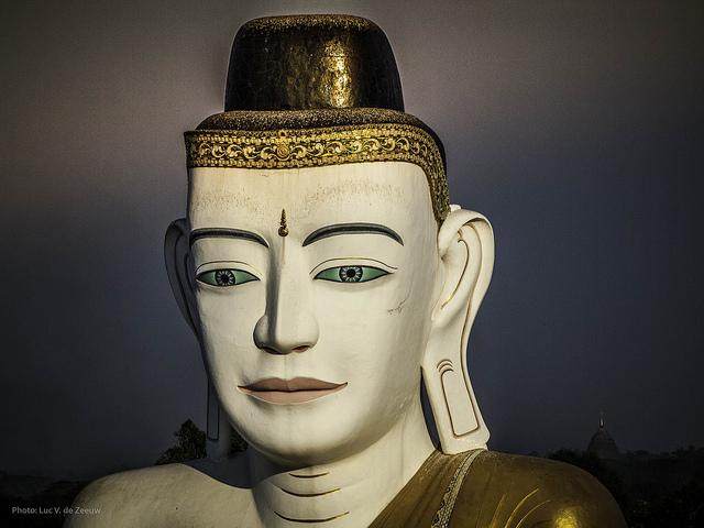 Shwesandaw Paya - Bago Myanmar