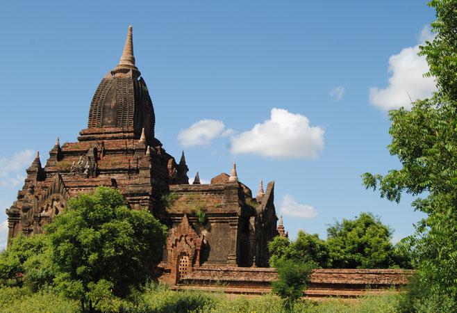 Sinphyushin Temple - Bagan Myanmar