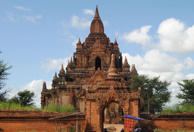 Tayok Pye Temple - Bagan Myanmar1