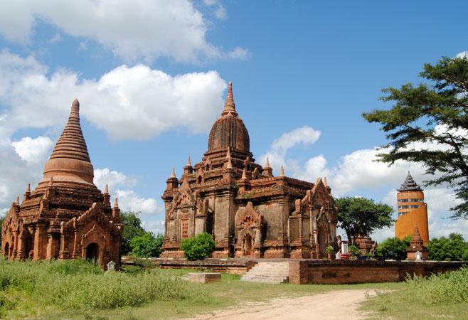 Winido Temple - Bagan Myanmar