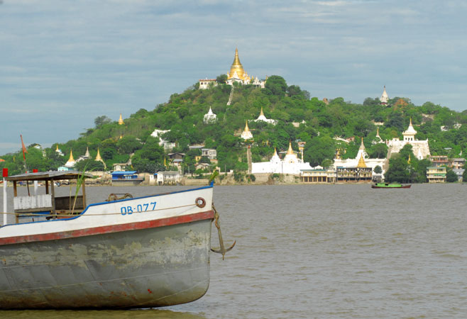 Sagaing Travel