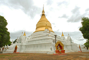 Shwe Mohtaw Pagoda