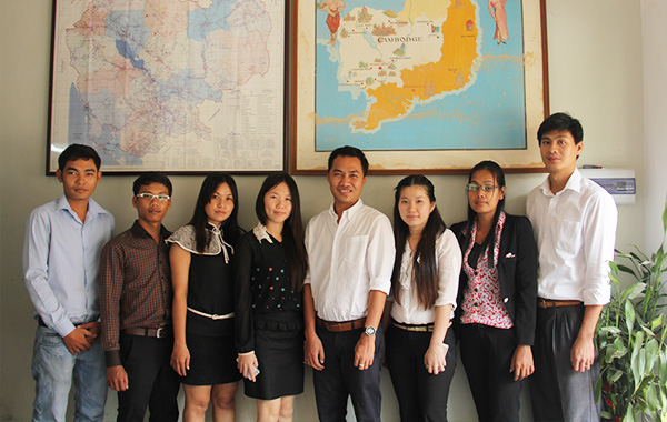 Cambodia Office Team