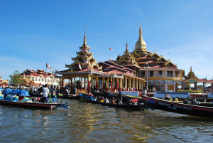 Phaung Daw OO Market