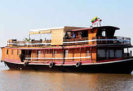 Myanmar Cruise 2 day