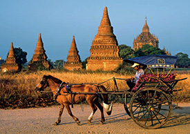 Bagan in depth
