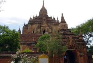 Htilominlo Temple-Bagan Myanmar