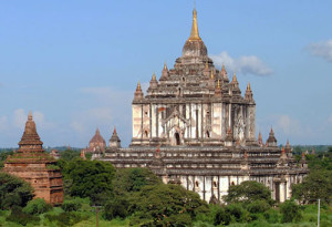 Thatbyinnyu Pagoda-Bagan Myanmar