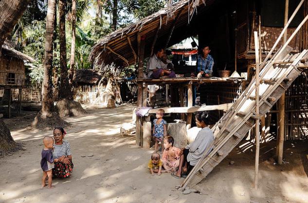 Chin-village