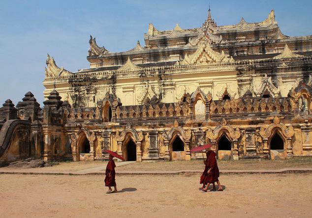 Innwa Ava Myanmar
