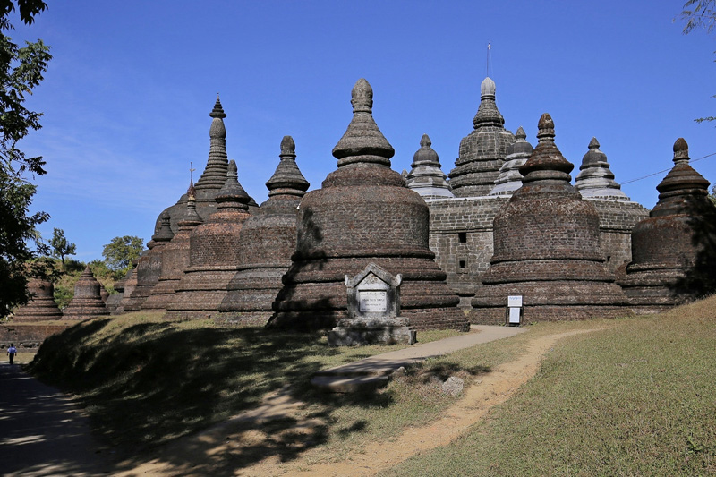 Mrauk-U-Myanmar