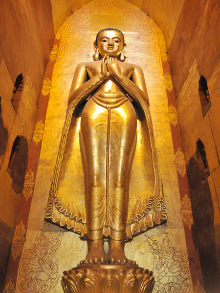 Another standing Buddha Image