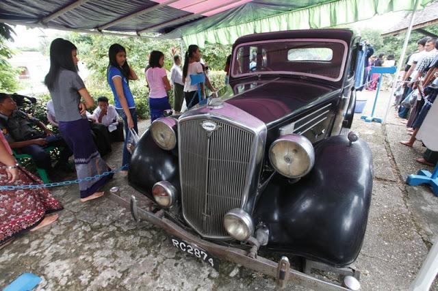 Bogyoke Aung San Museum - Yangon Myanmar