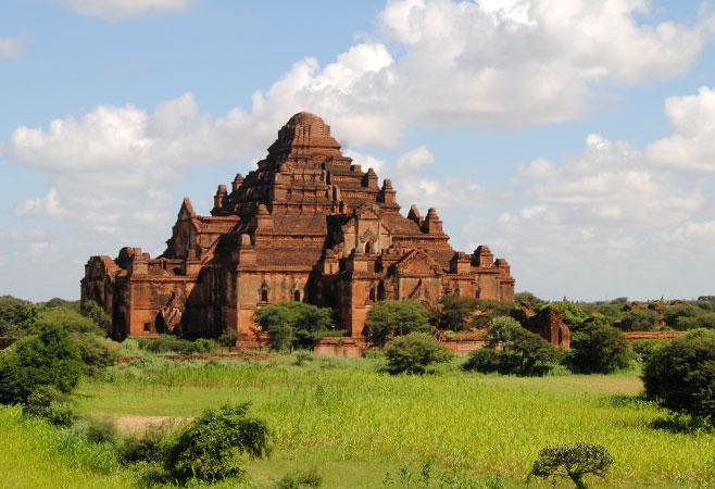 Dhammayangyi Temple Bagan Myanmar