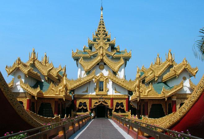 Karaweik Hall Yangon