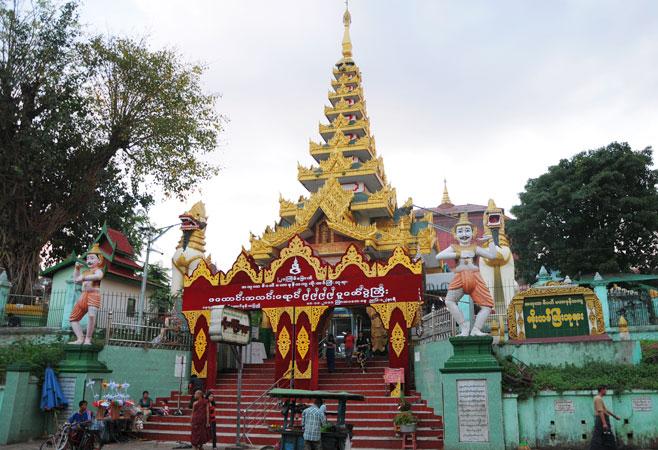 Koe Htat Gyi Pagoda 5
