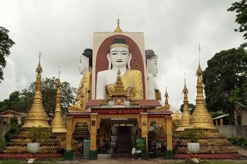 Kyaik Pun Paya - Bago Myanmar