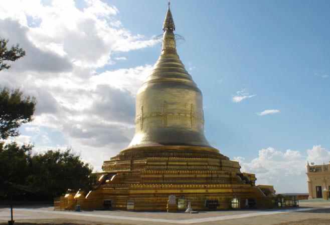 Lawkananda Pagoda -  Bagan Myanmar