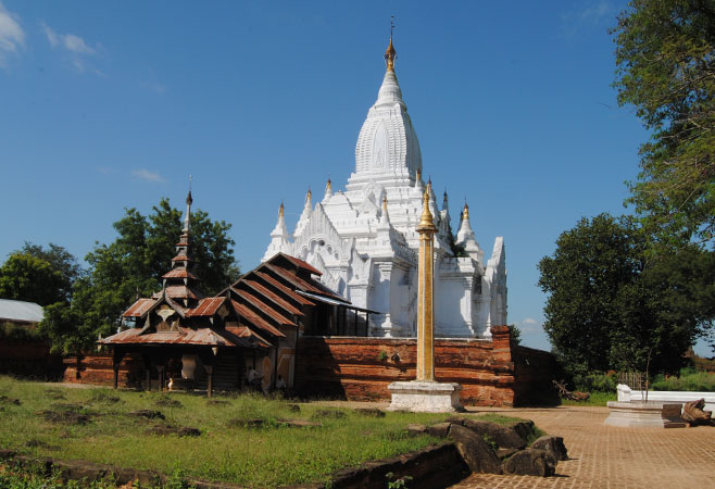 Lemyethna Pagoda - Bagan Myanmar