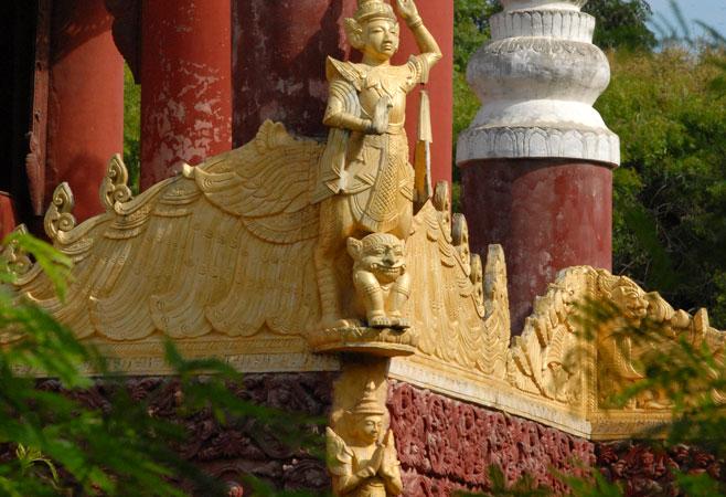 Mahar Wai Yan Bon Thar Monastery 1