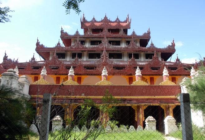 Mahar Wai Yan Bon Thar Monastery 2