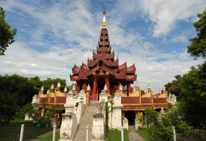 Mahar Wai Yan Bon Thar Monastery