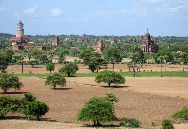 Minnanthu - Bagan Myanmar