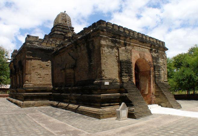 Nanpaya Temple Bagan Myanmar